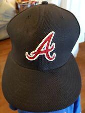 New Era 59fifty Atlanta Braves Authentic Collection Performance Alt. Colors Cap