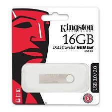 USB Drive 16GB Kingston Data Traveler USB 3.0 SE9G2 Flash Drive Memory Stick PC