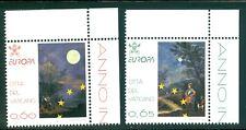 2009 Vatican City Sc# 1411-12: Europa 2009; International Year of Astronomy MNH