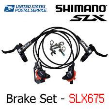 Shimano SLX BR BL M670 SLX675 Hydraulic Disc Brakes Lever MTB Mountain Bike