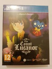 The Count Lucanor Special Edition ps4 pal España Nuevo y Sellado de fabrica