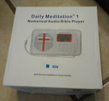 Nib Daily Meditation 1 Numerical Audio Bible Player Niv