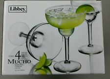 Margarita Glasses by Libbey 14.5 oz Set of 4 (New)