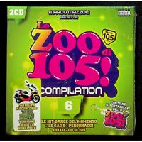 Marco Mazzoli - Lo Zoo Di 105! Compilation 6 - TIME - ZOO 006CDDP CD007080