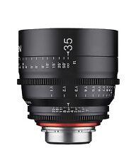 Rokinon XEEN XN35-PL 35mm T1.5 Professional Cine Lens for PL Mount