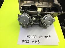 1983 HONDA VF 1100 C  MAGNA SET OF KEIHIN CARBS CARBURETORS