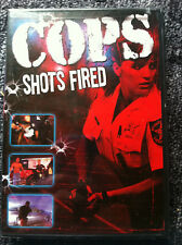 COPS - Shots Fired - US DVD - Region 1 - NEW