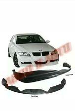 BMW E90 4dr M SPORT Saloon 05-08 3D Style Front Splitter Lip | NEW