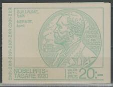 """SUEDE:  Carnet n°C.1112 **, """"le carnet complet""""  (cote 12,50€)"""