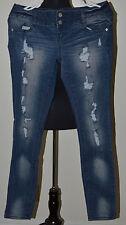 rue21 Twentyone Black Ladies Jeans Size 5/6R