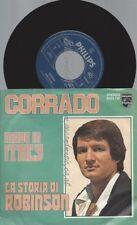 "7""   Corrado  – Made In Italy  //Richard Österreicher"