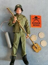 Action Man 70er Outfit Mine Detection/ Action Man 50th Anniversary Footballer