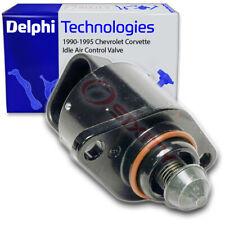 Delphi Idle Air Control Valve for 1990-1995 Chevrolet Corvette - Fuel sm