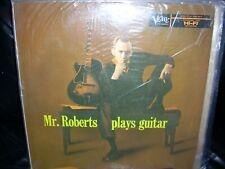 HOWARD ROBERTS mr roberts plays guitar ( jazz ) japan