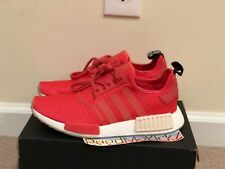 Adidas Nmd Red Athletic Shoes For Women For Sale Ebay
