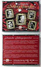 80 ORIGINAL-SCHLAGERJUWELEN 1950-1959  Peter Kraus, Heidi Brühl,... 4-CD-Box