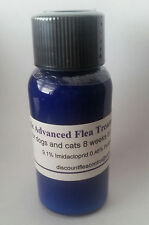 Blue Bottle Advanced Flea Control cats & dogs less than 20 pounds 12 doses 10ml
