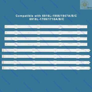 LED TV backlight strip kit 6916L-1709B for LG 42LB5510-CC 42LY320C-CA LC420DUE