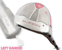 COBRA LADIES FLY-Z XL PINK 5 WOOD 22º GRAPHITE LADIES FLEX+COVER -LH -NEW E3486