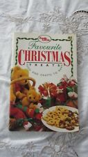 Family Circle Favourite Christmas Treats  Cook Book