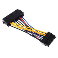 24Pin 24P to 14Pin ATX power supply cord adapter cable for lenovo ibm dell hHGU