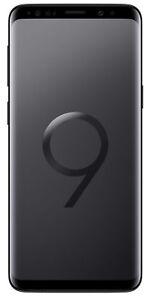 Samsung Galaxy S9 Black GSM Unlocked AT&T T-Mobile Metro PCS Cricket Etc