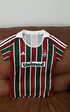 Adidas fluminense football club  soccer jersey size L womens