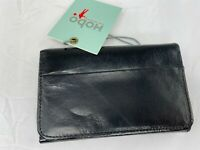 Hobo International Jill Wallet in Black