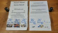 Marantz SR-1000 SR-2000 SR-3100 rebuild restoration recap service kit fix repair