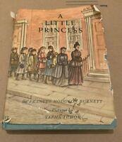 A Little Princess By Frances Hodgson Burnett & Tasha Tudor 1963 Hardcover w/DJ