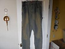 OZOC Jean Co. Superior Denim Men's 34W x 33L Light Color Carpenter Work Pants