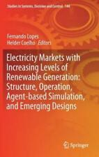 Electricity Markets With Increasing Levels Of Renewable Generation: Structu...