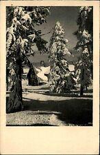 Feldpostkarte 2. Weltkrieg 1942 mit Blindstempel gelaufen nach Bärenwalde