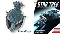 Star Trek  Nocadian bloodsport Tsunkatse Arena Ship Eaglemoss Issue 170 w/mag