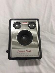 Kodak Brownie Model 1 camera