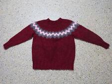 Mädchen-Pullover mit Rundhals-Ausschnitt in Größe 158
