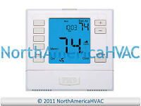 Pro1 T755 Digital  5/1/1 Day Programmable HP Thermostat 3H/2C 3 Heat 2 Cool