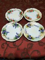 Rosenthal Selb-Bavaria Lot Of 4 Desert plates.