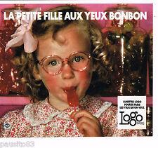PUBLICITE ADVERTISING 055  1977  LUNETTES LOGO   par ESSILOR 2 pour enfants