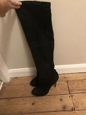 Topshop thigh high boots - Size 39 (6)