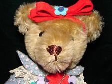 TEDDY BEAR BY GORHAM ~ Beverly Port Gorham Limited Edition Bp No.5 Teddy Bear