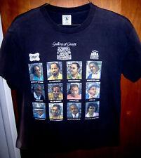 BLACK FILM-MAKERS lrg T shirt Ossie Davis African-American Melvin Van Peebles