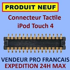 ✖ PRISE CONNECTEUR FPC NAPPE ECRAN TACTILE IPOD TOUCH 4 4G ✖NEUF EXPÉDITION 24H✖