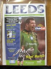 24/01/1998 Leeds United v Grimsby Town [FA Cup] . Item In very good condition un