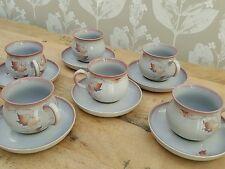 1 x Denby Twilight tea Cup & Saucer. Excellent condition.