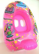 Inflatable Toddler Baby Kids Swim Ring birthday gift Float car 6 - 36 months