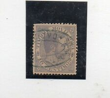 España monarquias Valor Fiscal Postal del año 1883 (CR-850)