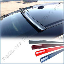 For HONDA CIVIC 8th 06-11 Sedan 4DR PR Type Coated With Color Roof Visor Spoiler