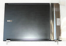 DELL LATITUDE E4300 PANTALLA LCD TAPA SUPERIOR CUBIERTA NEGRO BISAGRAS 5NWMX