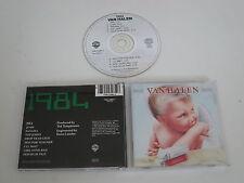 VAN HALEN/1984(WARNER BROS. 7599-23985-2) CD ALBUM